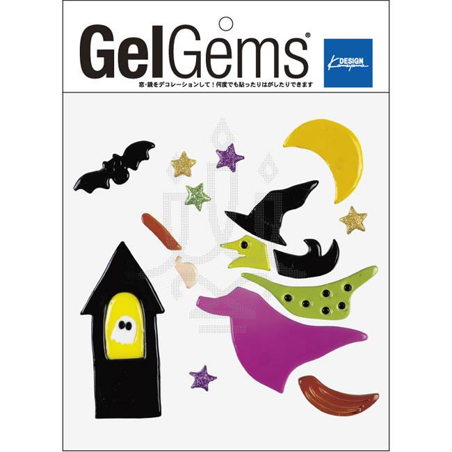 【店長在庫処分SALE】 GelGems ジェルジェム バッグS ウィッチ(ネコポス 対応)