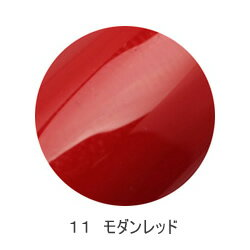 モアクチュール モアジェル カラージェル 11 モダンレッド / 5g