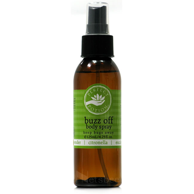 Buzz off body spray / 125 mL