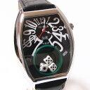 フランク三浦マカオ5号機 腕時計 伝説のチンチロリン6時位置...