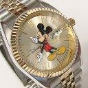 LORUS(ローラス) DISNEYディズニー ミッキーウォッチ 腕時計 コンビ MU0959 (MCK339)
