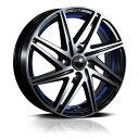楽天ニューズ タイヤ&ホイールズPIAA ピア Euro Style ユーロスタイル S82 エスハチニ アルミホイール 4本セット 15インチ シルバー系 4.5J PCD100 4穴 スポーク 軽カー