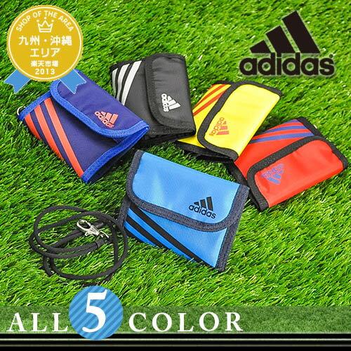 アディダス adidas 三つ折り財布【ドット】46018 メンズ レディース【ポイント1…...:newbag:10015085