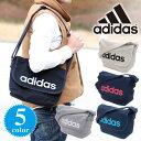 アディダス adidas!触り心地の良い素材と2色使いのカラーデザインが女性にも大人気★家族間での共有バッグにもオススメのショルダーバッグ♪