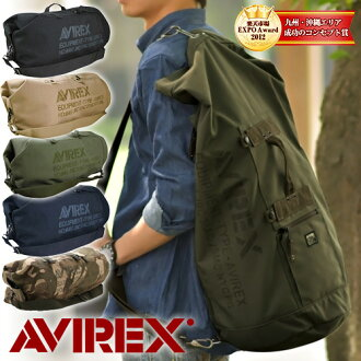 Avirex-AVIREX! Bolek AVX308 mens men's popular brand avirex shopping travel