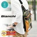 ビアンキ Bianchi!3wayボディバッグ ショルダーバッグ クラッチバッグ 【LBTC】 lbtc13 メンズ レディース ワンショルダーバッグ 斜めがけバッグ 【あす楽】【RCP】【送料無料】