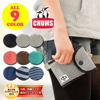 Chums CHUMS! Digital camera case ロングデュアル case CH60-0629 (CH60-0256) men's women's fashion, Noh