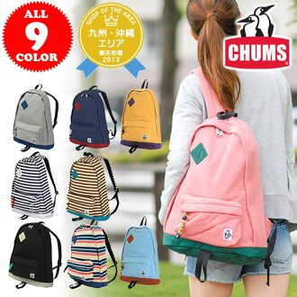 Kiamusze CHUMS! It is fs2gm ♪ classical music day pack rucksack [sweat shirt nylon] [ClassicDayPackSweatNylon]CH60-0681(CH60-0315) men gap Dis attending school fashion bag [point 10 times] [free shipping]