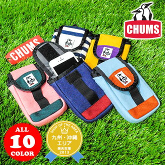 Chums CHUMS! Patch de case II camera case スマホケース CH60-0690 (CH60-0556) men's women's fashion, Noh fs3gm