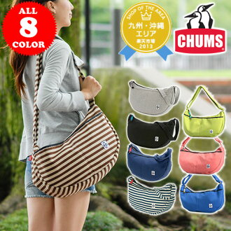 Chums CHUMS! Shoulder bag バナナショルダー CH60-0624 (CH60-0297) men's ladies also bag shoulder bag
