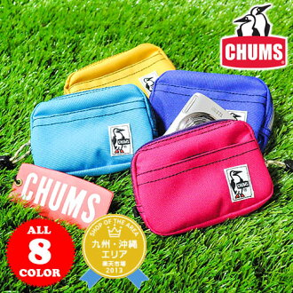 Chums CHUMS digital camera case CH60-0284 men's ladies fashionable Chan son, Noh fs3gm