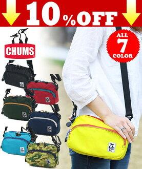 CHUMS! At shoulder porch shoulder bag [nylon] [Soulder Pouch CD] CH60-0281 men gap Dis bias a bag