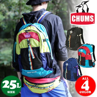 Chums CHUMS! Zac Pack climbing backpack CH60-0675 men's ladies fashionable for mountain climbing Luc shop up on sale!