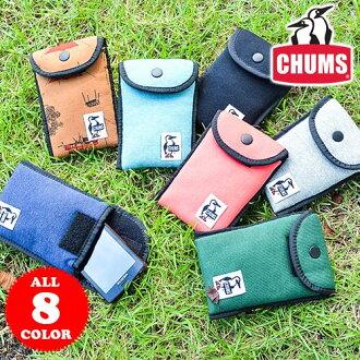 Chums CHUMS! Men's women's CH60-0728 long snap case スマホケース digital camera case, Noh