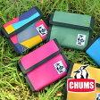 チャムス CHUMS 三つ折り財布 【コーデュラエコメイド】 [Eco Medium Wallet] CH60-0851 折財布 メンズ レディース 誕生日プレゼント 3つ折り 「ネコポス可能」 | 財布 ギフト 財布【あす楽】