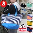 チャムス CHUMS!トートバッグ キャリートート 【スウェットナイロン】[Carry Tote Bag Sweat Nylon]CH60-2118 メンズ レ...