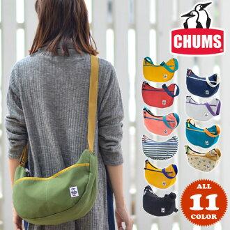 CHUMS! Shoulder bag Small banana shoulder [Small Banana Shoulder Sweat] bags CH60-0625(CH60-0298) men gap Dis bag shoulder bias bag