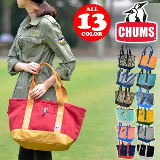 CHUMS canvas bag M size [sweat-absorbent nylon] [Tote Bag Sweat Nylon M] CH60-0686 A4 B4 Popular Men  Women Fashion brand Birthday gift [Rakuten 10 times points ] [Free delivery] [chu10cou] [dre-C2]