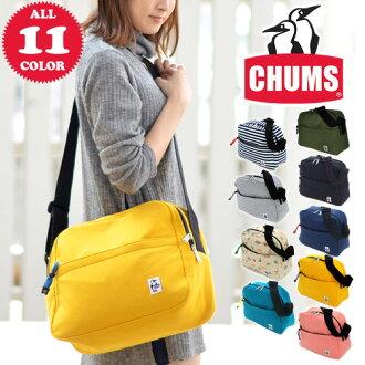 CHUMS shoulder bag [Sweat] [Trapezoid Shoulder Sweat] CH60-0623 Men Women Messenger Bag A4 birthday gift [FA-I1] [Rakuten 10 times points] [Free Delivery] [chu10cou] dre-C2]