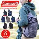 コールマン Coleman!ちょっとしたお出掛けや街歩きにピッタリ♪左右付け替えOKなベルトで自分好みに使えるショルダーバッグ!