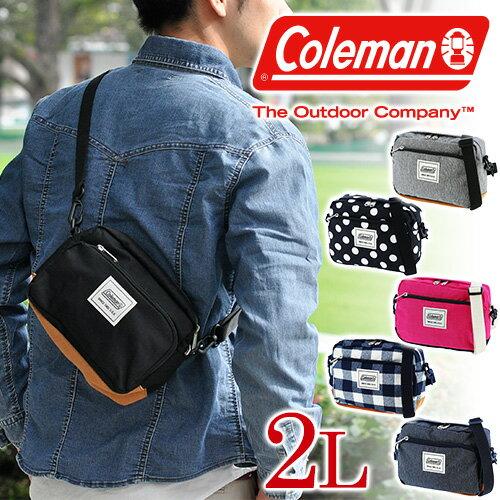 コールマン 2wayショルダーバッグ