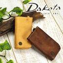 ダコタブラックレーベル Dakota black label!カジュアルで気取らないデザインが◎使い勝手にも優れたキーケース。