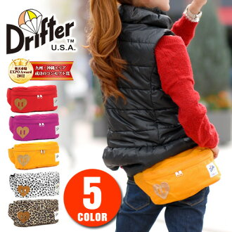 Drifter Drifter! In most classic hip sack bag df0538 ladies shop sale!