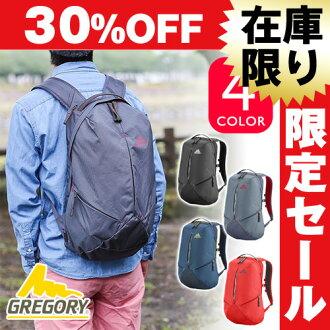 Gregory GREGORY! Men's women's fashion commuters backpack daypack [SKETCH18 / sketch 18]