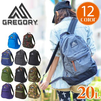 GREGORY! Travel Backpack, short-trip backpack, EASY DAY [CLASSIC] [EASY DAY] for men, gift, for ladies, handbag, for school, for high school students, fashion, B4 A4 [tenfold points] [Free Delivery] [grecou]