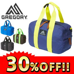 【30%OFFセール】【数量限定】グレゴリー GREGORY!ボストンバッグ ダッフルバッグXS 【CLASSIC/クラシック】 [XSM DUFFLE BAG] メンズ ギフト レディース 旅行 修学旅行 通学 ギフト 【送料無料】【あす楽】