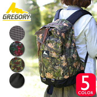 GREGORY 30 Years' Classic Backpack !![CLASSIC] [Day Pack] Suitable for Men / Women / Student /Work /School/Fashion/Travel [With 10 times bonus points] [RCP] [Free Delivery] [grecou]
