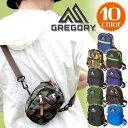 グレゴリー GREGORY!ちょっとしたお出かけや旅行のサブバッグにと、多くの用途で使える便利なショルダーポーチ(Sサイズ)
