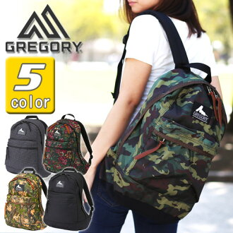GREGORY! Backpack Daypack  Easy Day [CLASSIC] [EASY DAY] Men Women  High school students Fashion Commuter B4 A4 Birthday Gift Hot Brand [10*points] [RCP] [Free delivery] [grecou]