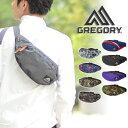 【P19倍!15日〜】グレゴリー GREGORY!ウエストバ...