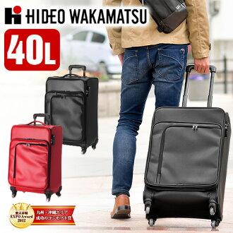 Toma saaya Act of the drama / theatre version Toda Erika's favorite series! Suitcase carry case carry bag! Hideo Wakamatsu HIDEO WAKAMATSU 857552 (857304) light weight