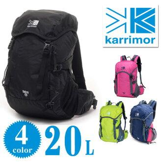 Cali mer karrimor! Rucksack rucksack pack for rucksack [tatra 20] 085597 men's lady's mountain climbing