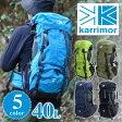 カリマー karrimor!ザックパック 登山用リュック バックパック 大容量 【alpine×trekking】 [ridge 40 T2] メンズ レディース 山ガール ファッション [通販]【ポイント10倍】【送料無料】【あす楽】