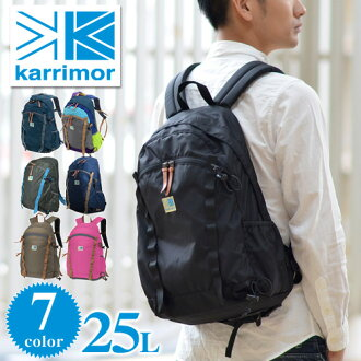 KARRIMOR! Backpack 【Travel × Lifestyle】[VT day pack F] 337058 Men Gift Women Commuting School Fashion 【10 times points】 【Free Delivery】