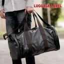 吉田カバン ラゲッジレーベル LUGGAGE LABEL!ボストンバッグ 【LINER/ライナー】 951