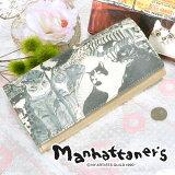 マンハッタナーズ manhattaner''s!長財布 0751015 レディース 小銭入れあり 【【あす楽対応】【楽ギフ包装】【RCP】 【】