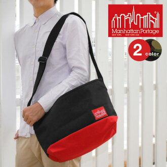 Manhattan Portage Manhattan Portage! MP1631 mens ladies Messenger bag