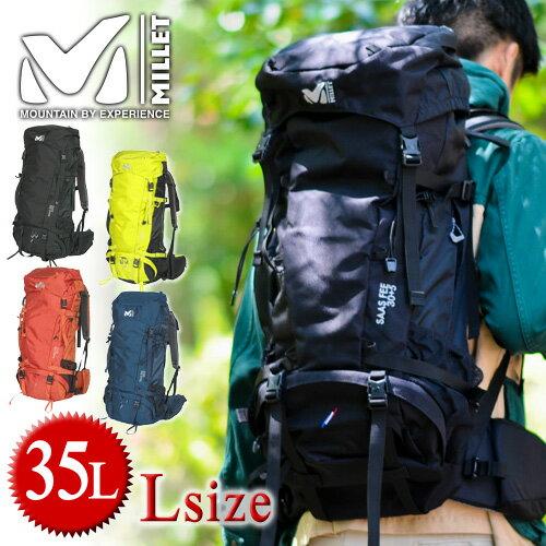 ミレー サースフェー 30+5 (背面長M)