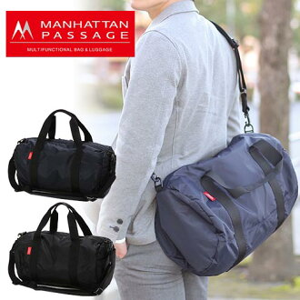 Manhattan passage Manhattan Passage! Boston bag duffel bag travel school trips sports travel business waterproof repellent water nylon 2325
