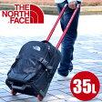 スーツケース キャリーケース ソフト 旅行!ザ・ノースフェイス THE NORTH FACE スーツケース 35L nm08051 メンズ レディース [通販]【ポイント10倍】【あす楽】【送料無料】