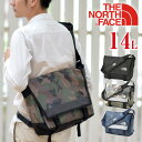 ザ・ノースフェイス THE NORTH FACE!13インチノートパソコンが入る、仕事でも旅行でも活躍間違いなしのメッセンジャーバッグ