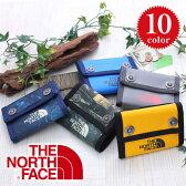 ザ・ノースフェイス THE NORTH FACE!三つ折り財布 【BASE CAMP/ベースキャンプ】 [BC DOT WALLET] nm81408 メンズ 折財布[通販]【ポイント10倍】【あす楽】 「ネコポス可能」【co07】【P20Aug16】