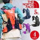 ザ・ノースフェイス THE NORTH FACE!トレイルランニング用に作られた機能派リュックサックのSサイズ!背負い心地と安定感の良さが大人気★