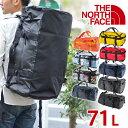 ザ・ノースフェイス THE NORTH FACE!2wayボストンバッグ【BASE CAMP】[BC DUFFEL M]