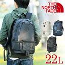 ザ・ノースフェイス THE NORTH FACE!ティアドロップ型のユニークなデザインが大人気★2気室構造で使いやすさがグッとUPしたリュックサック!