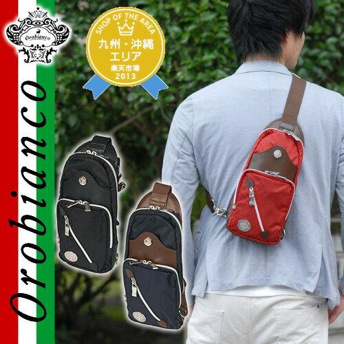 オロビアンコ Orobianco!ボディバッグ ワンショルダーバッグ【Nylon/ナイロン…...:newbag:10008732
